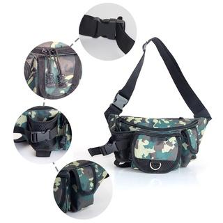 【Lowest price】 Fishing bag multifunctional outdoor waist bag portable bait waist bag crossbody bag rod bag fishing tackle bag ito
