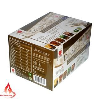 SỮA hạt dinh dưỡng DR OATCARE ORGANIC hộp giấy xuất xứ Singapore