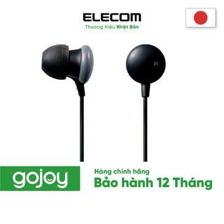 Tai nghe nhét tai ELECOM EHP-CC100A Hàng chính hãng - Bảo hành 12 tháng