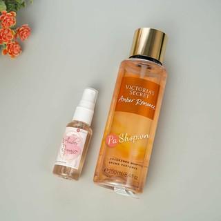 Xịt thơm body mist Victoria Secret hương nước hoa toàn thân hương nước hoa 36ML