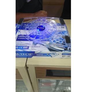 Quạt Tản Nhiệt Cho Laptop M-tech MT-02 mtech MT02