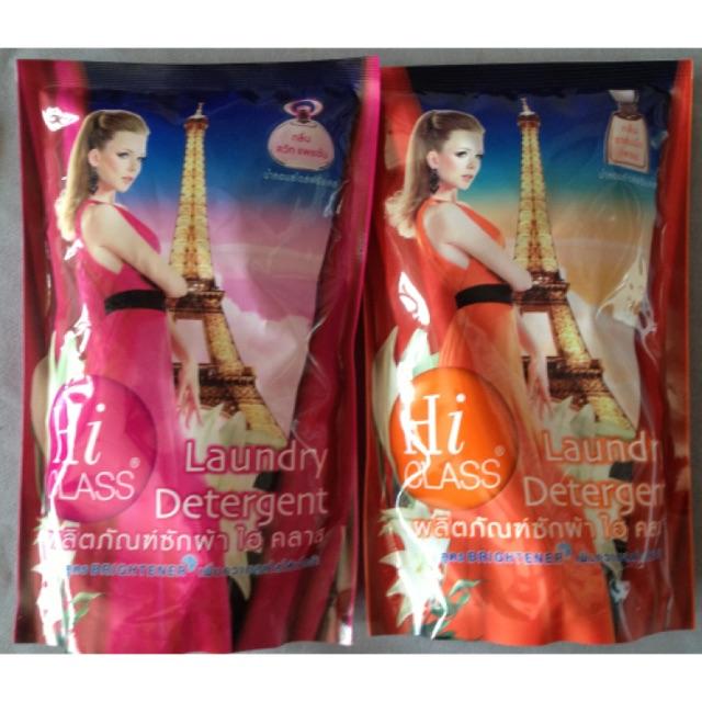 Nước giặt Hiclass Thái Lan (3 túi)