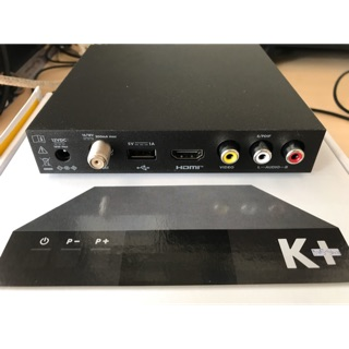 đầu thu K+ HD SmartDTV model DSB4500VSTV 2019