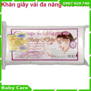 Khăn vải khô đa năng Baby Hiền Trang cho mẹ và bé