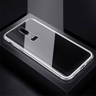 Phone Shell Mobile Phone Case Hard Magnetic Tempered Glass