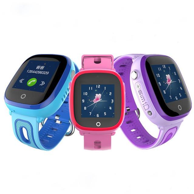 Đồng hồ định vị trẻ em thông minh DF31G - chống nước IP67, có Camera HD, nghe gọi 2 chiều