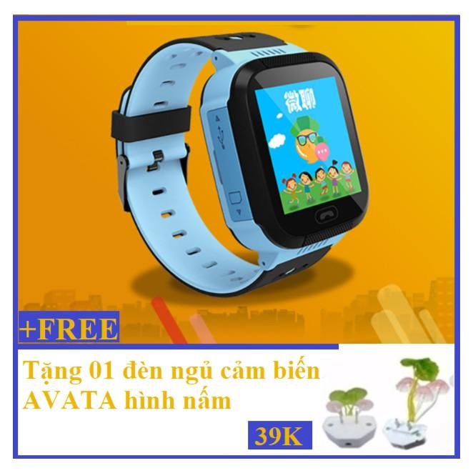 Đồng hồ định vị trẻ em GPS Tracker Y21G mới nhất (Xanh Dương) + Tặng đèn ngủ cảm biến AVATA - 3040153 , 444368944 , 322_444368944 , 1000000 , Dong-ho-dinh-vi-tre-em-GPS-Tracker-Y21G-moi-nhat-Xanh-Duong-Tang-den-ngu-cam-bien-AVATA-322_444368944 , shopee.vn , Đồng hồ định vị trẻ em GPS Tracker Y21G mới nhất (Xanh Dương) + Tặng đèn ngủ cảm biến