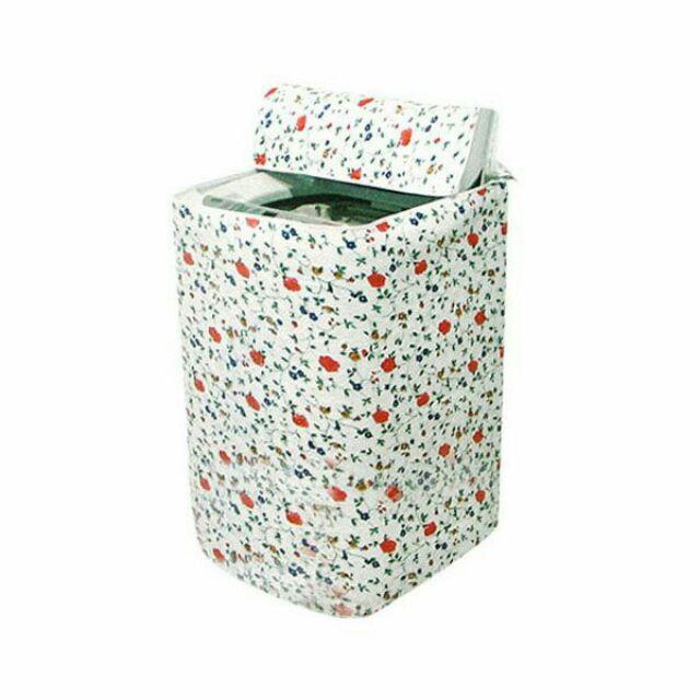 Bọc máy giặt cửa trên hàng Nhật (giao mẫu ngẫu nhiên do nhiều hoa văn)