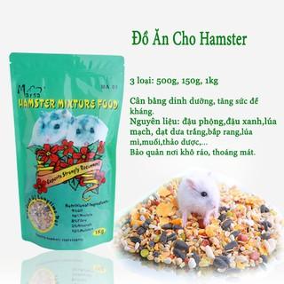 Thức ăn ngũ cốc hỗn hợp cho hamster 150gr rau củ quả tăng cường dinh dưỡng tự nhiên-150gr 4