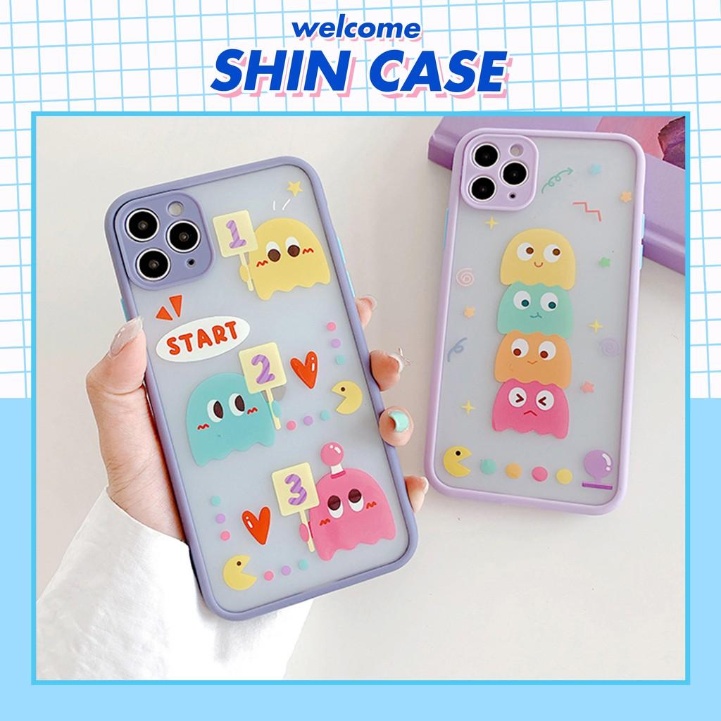 Ốp lưng iphone Street Pacman 5s/6/6plus/6s/6s plus/6/7/7plus/8/8plus/x/xs/xs max/11/11 pro/11 promax – Shin Case