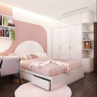 Trang trí Phòng ngủ cho bé gái - Nội thất Vietkids