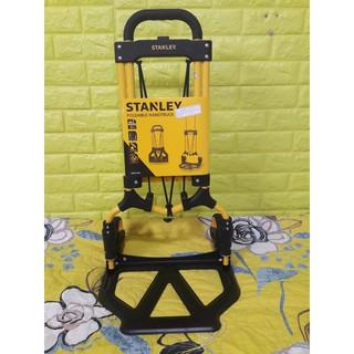 Xe Đẩy Hàng 2 Bánh Gấp Gọn Stanley SXWTD-FT580 (Tải trọng 70kg)