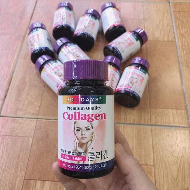 Viên uống bổ sung Collagen HOLIDAYS COLLAGEN thumbnail
