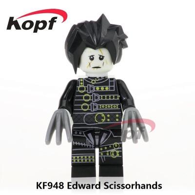 KF948 - Nhân vật Edward bàn tay kéo trong phim Mỹ