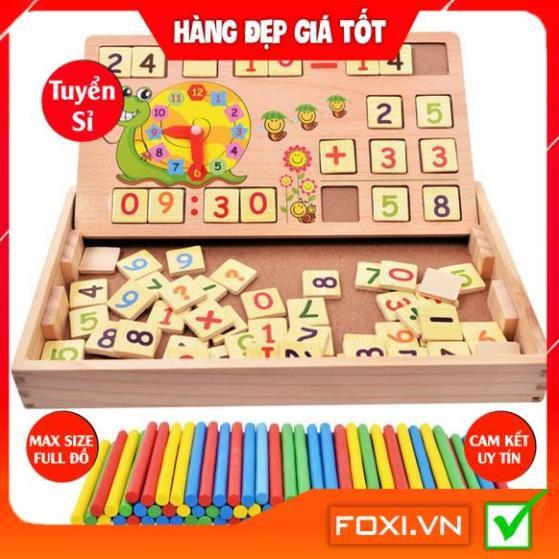 Đồ chơi toán học cân thăng bằng Montessori-Trò chơi trí tuệ-giúp bé làm toán dễ dàng-hiểu quy luật