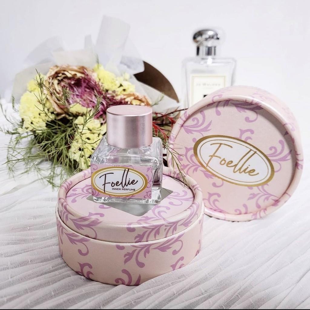[PHIÊN BẢN MỚI] Nước hoa vùng kín Foellie Inner Perfume 5ml (Luxurious Package)