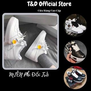 Giày Sneaker Nữ ❤️FREESHIP❤️ Giày Nữ Độn Đế 3cm - Giày Thể Thao Cao Cấp Full Size Nam Nữ