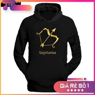 Áo hoodie phản quang in hình CUNG HOÀNG ĐẠO (mẫu mới)