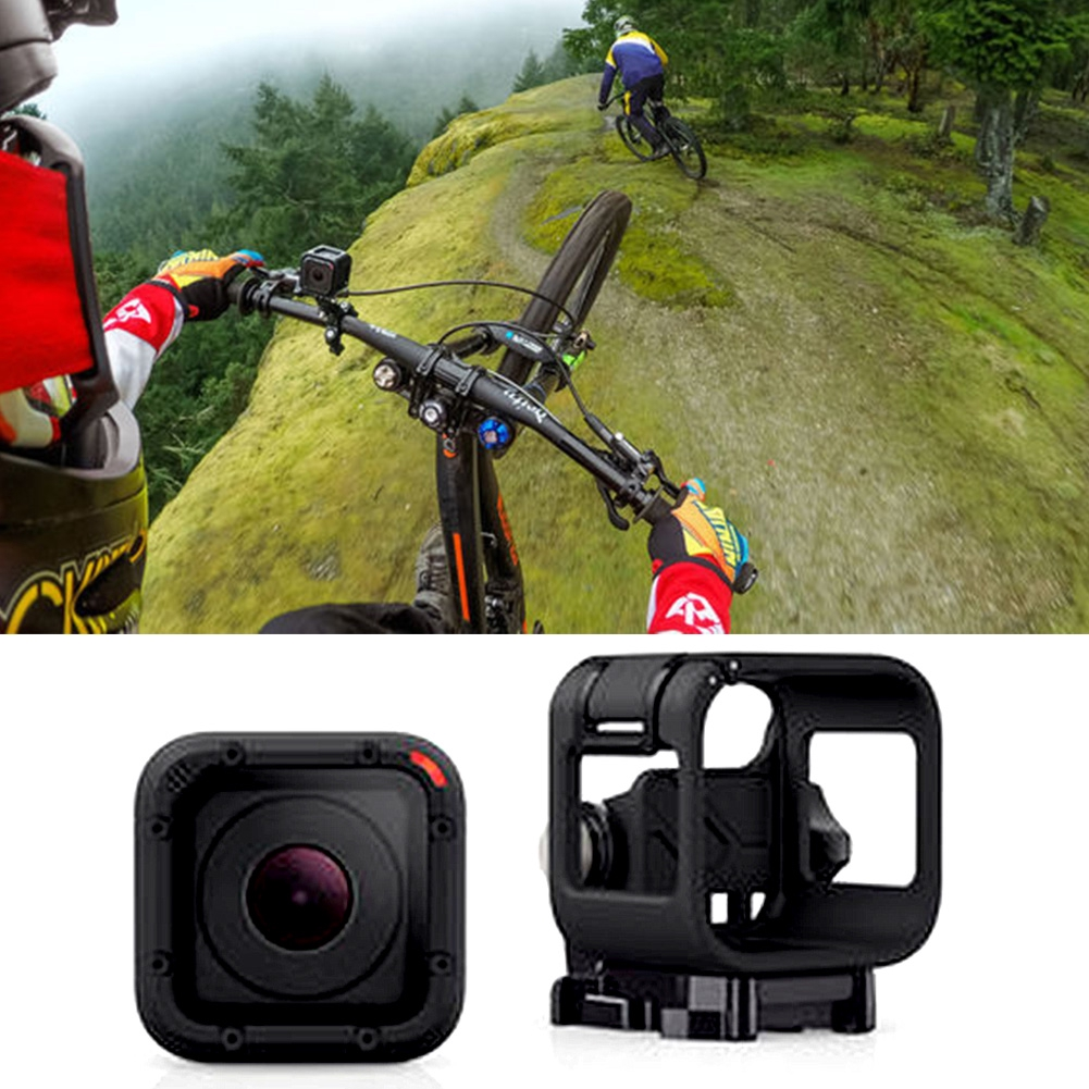Standard Protective Frame Case Mount For Gopro Hero 4 Session Motion/Sports Camera Accessories