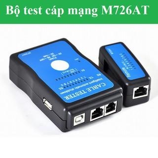 Hộp Test Cáp Mạng Đa Năng M726 Kèm Pin PK
