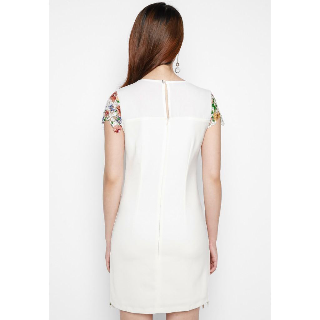 NT Fashion - Đầm Ren Họa Tiết / D182X -3