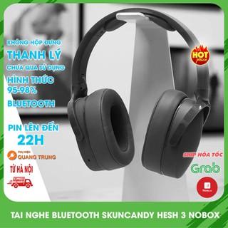 [Thanh Lý] Tai nghe bluetooth Skullcandy Hesh 3, không hộp chưa qua sử dụng, pin lên đến 22h thumbnail