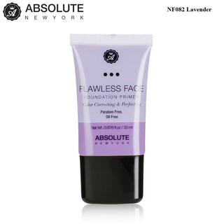 Kem lót Absolute NewYork Face Primer NF082 Lavender thumbnail