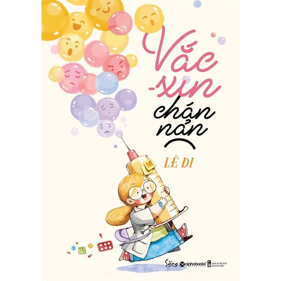 Sách - Vắc-Xin Chán Nản - 3535823 , 1350069648 , 322_1350069648 , 99000 , Sach-Vac-Xin-Chan-Nan-322_1350069648 , shopee.vn , Sách - Vắc-Xin Chán Nản