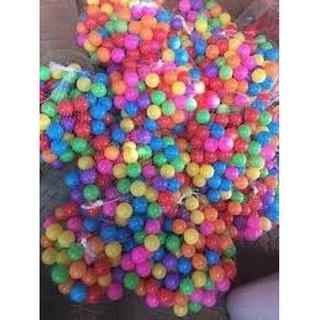 Túi 100 quả bóng nhựa Việt Nam cho bé