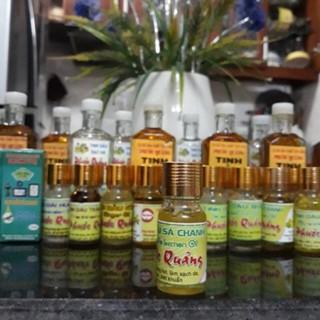 Tinh dầu sả chanh tự chọn thơm nguyên chất 10ml Phước Quảng thumbnail