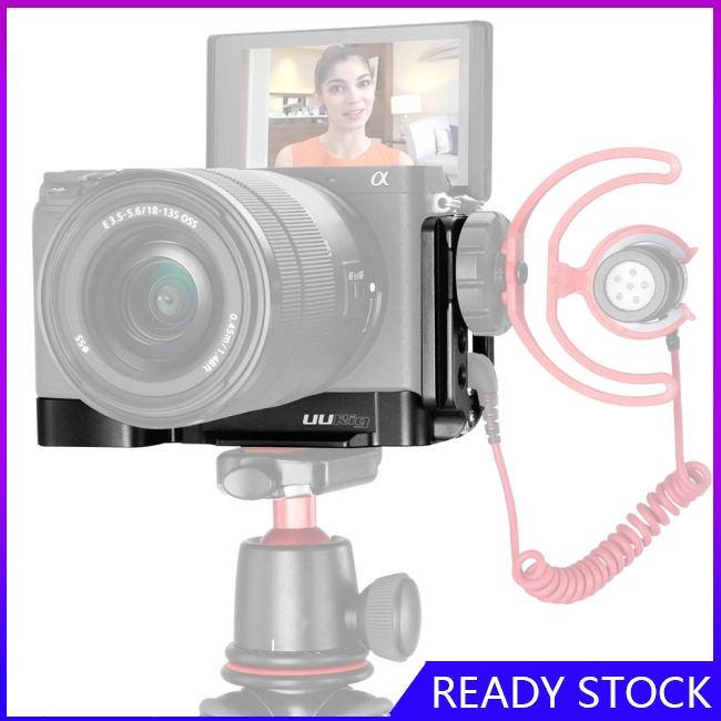 Phụ kiện giá đỡ chân máy ảnh chữ L tiện dụng chất lượng cao