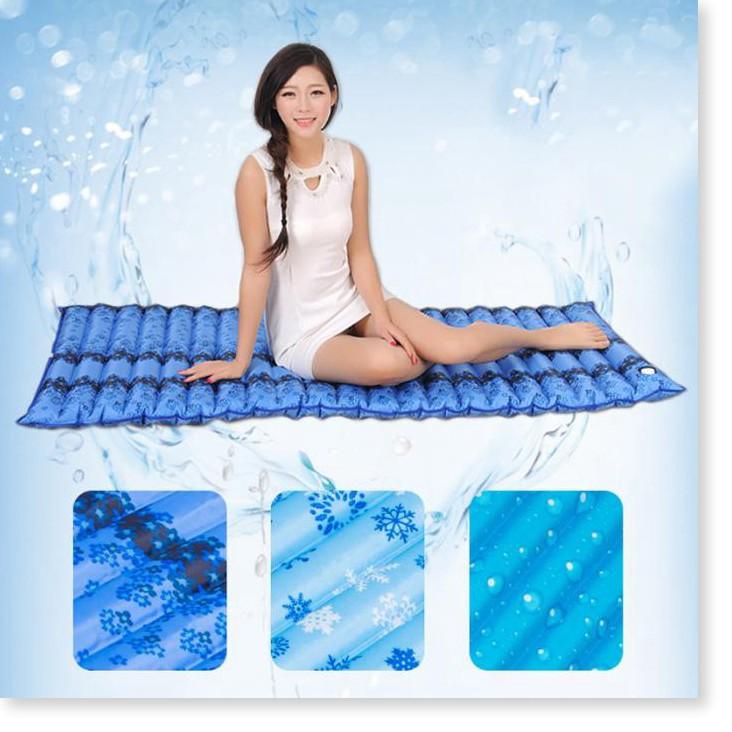 Nệm nước  1 ĐỔI 1  Nệm nước văn phòng, làm mát tự nhiên khi trời nóng bức, cho bạn giấc ngủ ngon hơn 7204