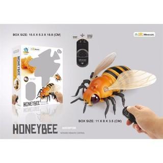 (Phá giá trị trường) Con ong điều khiển (kèm pin)