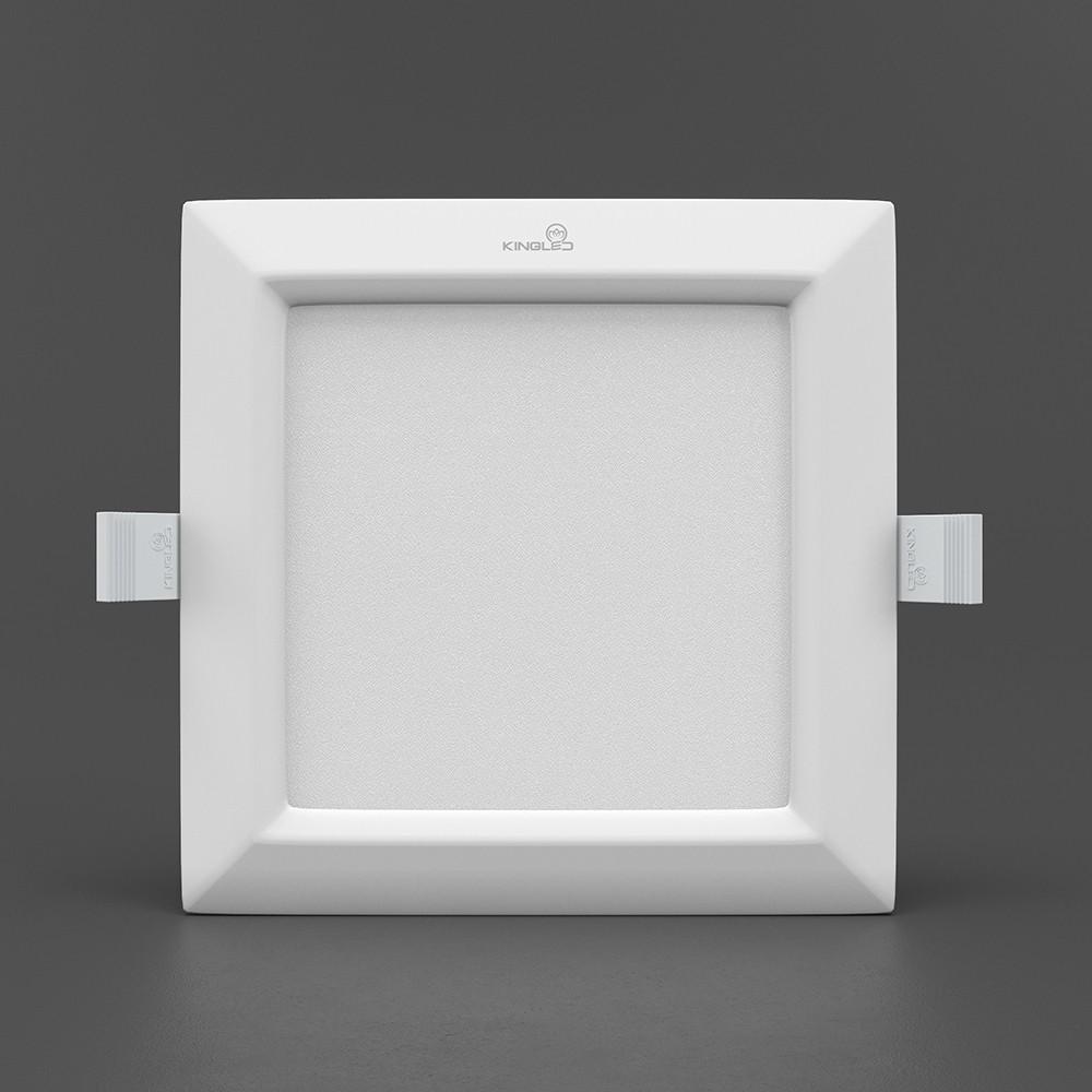 Đèn ốp trần vuông Kingled Led Panel 16W PL-16-V175 chính hãng, bảo hành 12 tháng