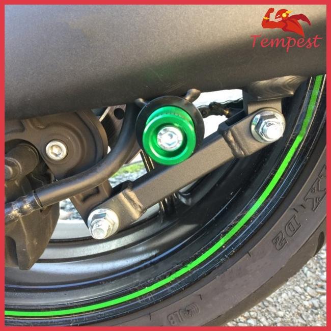 Motorcycle Swingarm Spools Slider Stand Screw for Yamaha Honda Harley Kawasaki Suzuki