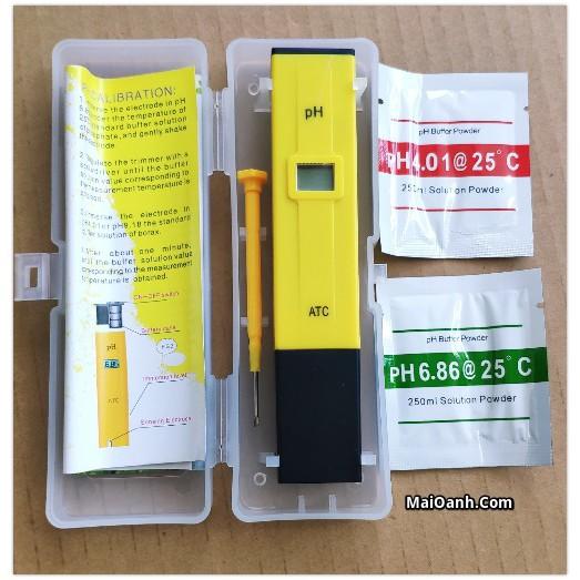 Bút Đo Độ PH Của Nước (Dung dịch thủy sinh, bể cá ...) ( Máy đo ph, dụng cụ đo độ PH )