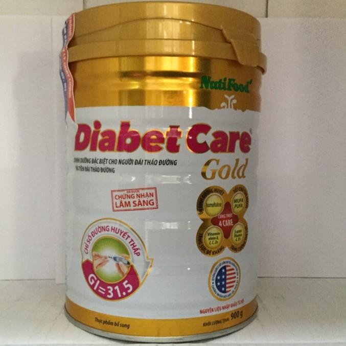 Sữa Nutifood Diabet Care Gold 900g - 3498160 , 759678105 , 322_759678105 , 379000 , Sua-Nutifood-Diabet-Care-Gold-900g-322_759678105 , shopee.vn , Sữa Nutifood Diabet Care Gold 900g