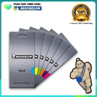 Miếng Thơm Ô tô Michelin 2D W319 - Nhiều mùi hương thumbnail