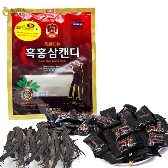 Gói Kẹo Hắc Sâm 300g Hàn Quốc (date 4/2020) - 3603558 , 1292781509 , 322_1292781509 , 50000 , Goi-Keo-Hac-Sam-300g-Han-Quoc-date-4-2020-322_1292781509 , shopee.vn , Gói Kẹo Hắc Sâm 300g Hàn Quốc (date 4/2020)