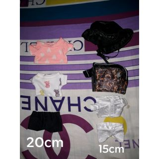 OUTFIT DOLL 15CM & 20CM