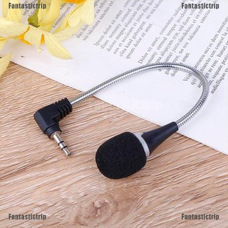 Microphone 2019 3.5mm chất lượng cao cho notebook/máy tính
