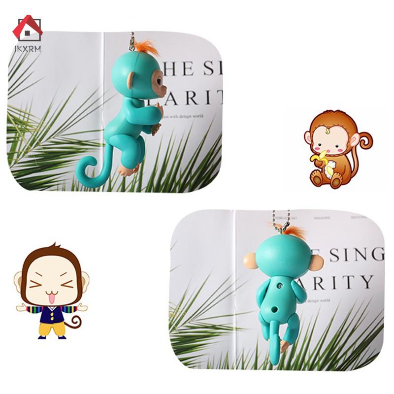 IKXRM Children Toys Fingerlings Finger Monkeys Smart Kids Christmas Gifts Toy