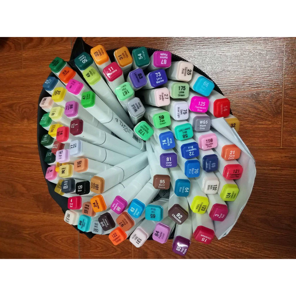 Bút Touchliit 60/80 màu