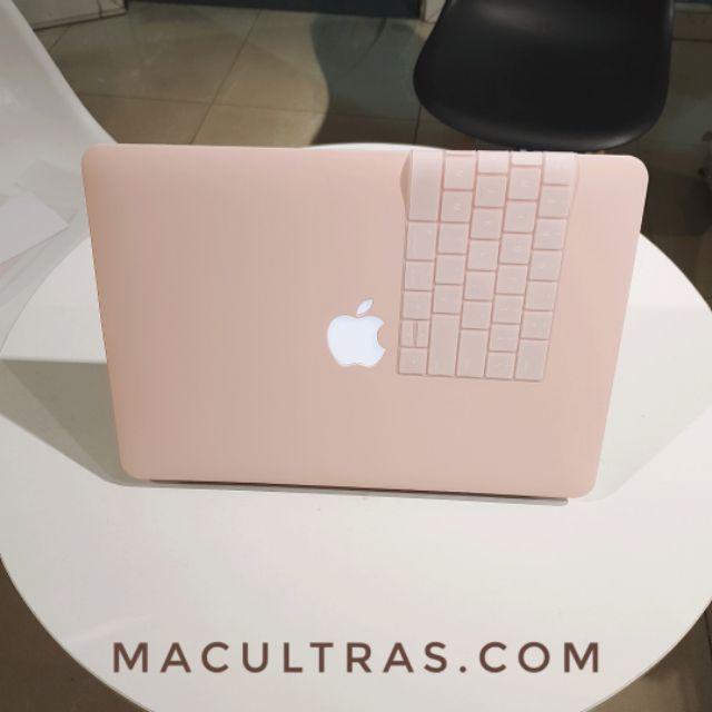 Case ốp macbook hồng pastel Giá chỉ 310.000₫