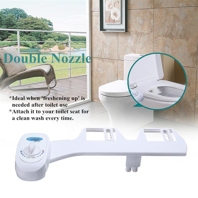 Vòi xịt rửa vệ sinh thông minh Luxury Bidet Toilet - Home&Garden - 3536421 , 1257021001 , 322_1257021001 , 680000 , Voi-xit-rua-ve-sinh-thong-minh-Luxury-Bidet-Toilet-HomeGarden-322_1257021001 , shopee.vn , Vòi xịt rửa vệ sinh thông minh Luxury Bidet Toilet - Home&Garden