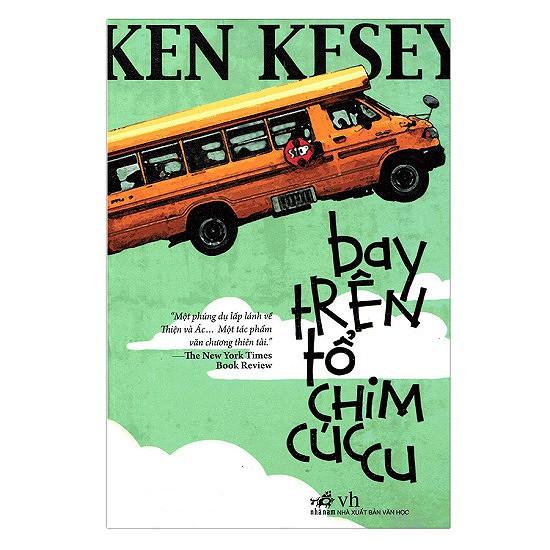 Cuốn sách Bay Trên Tổ Chim Cúc Cu - Tác giả: Ken Kesey