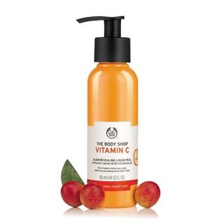 Tẩy da chết dạng kỳ The Body Shop Vitamin C glow-revealing liquid peel 145ml - 55063-1