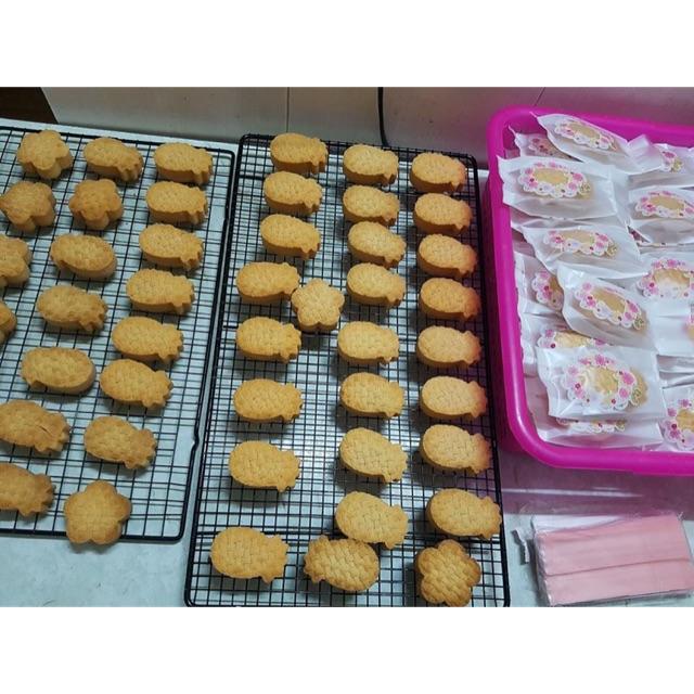 Bánh dứa truyền thống Đài Loan