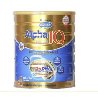 Sữa Dielac Alpha gold IQ 4 1,5kg thumbnail