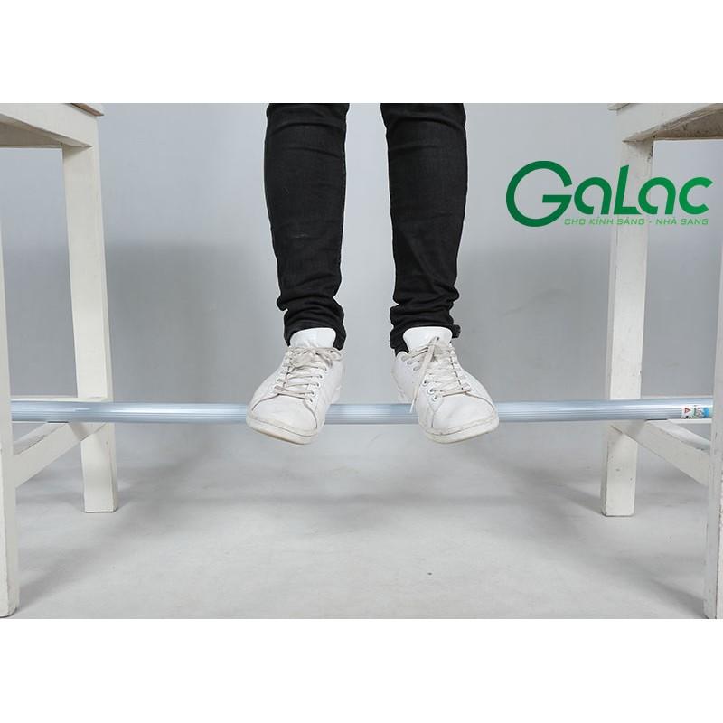 Bộ dụng cụ lau kính cán dài 1,2m Galac-01, Hàng chuyên dụng, tặng phụ kiện sơ cua